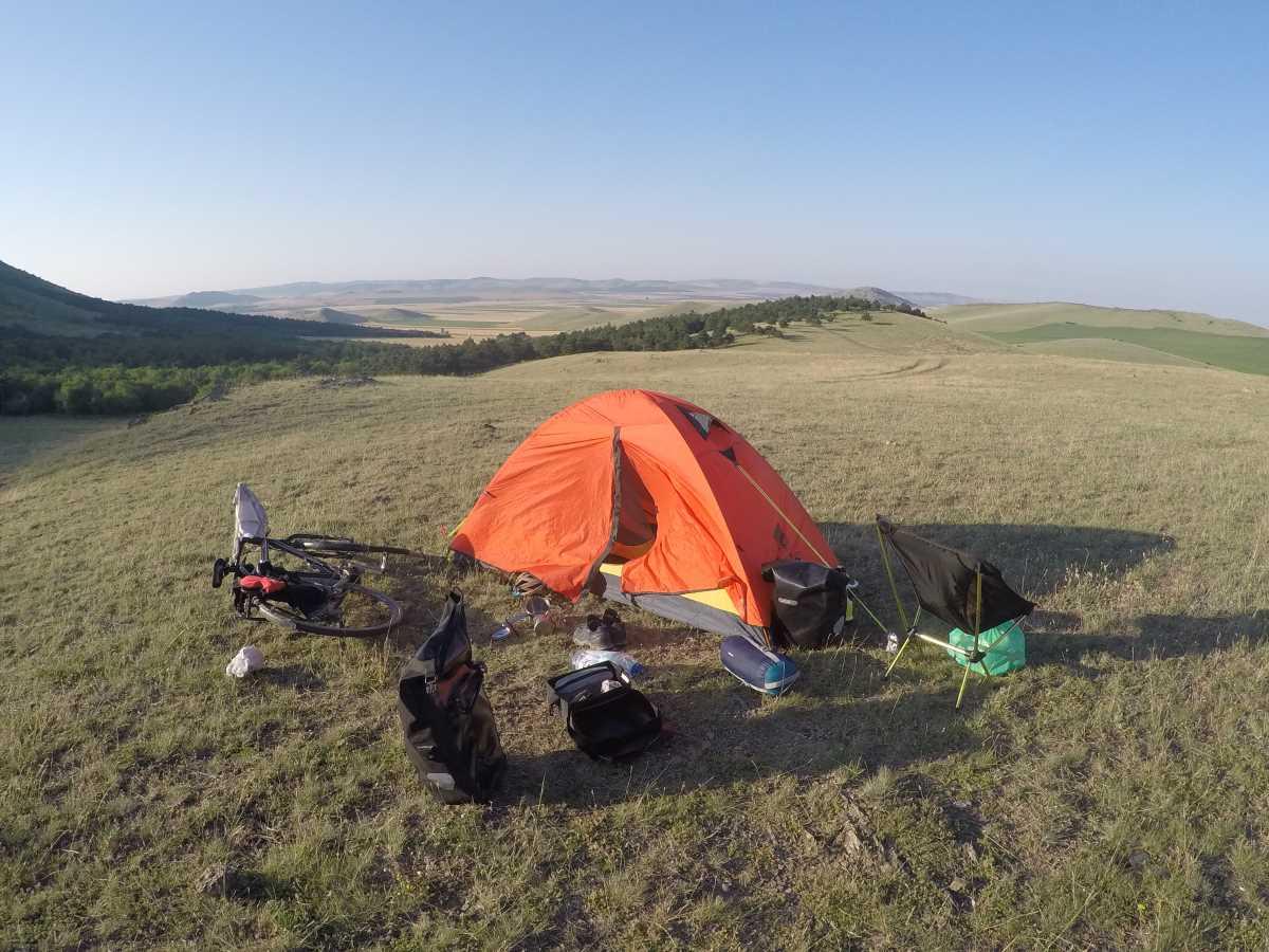 Camping Hacks Sabbatical